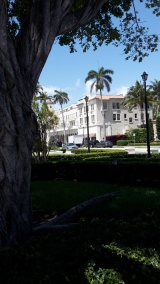 A town they didn't tear down. Historic Palm Beach
